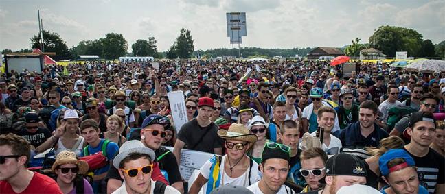Openair Frauenfeld lockt «Zelt-Muffel» mit Villen