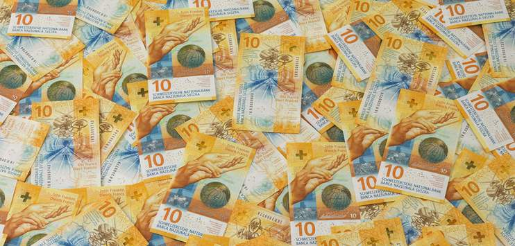 Beim Pilotversuch sollen 500 Zürcherinnen und Zürcher ein bedingungslosen Grundeinkommen erhalten. (Symbolbild: SNB)