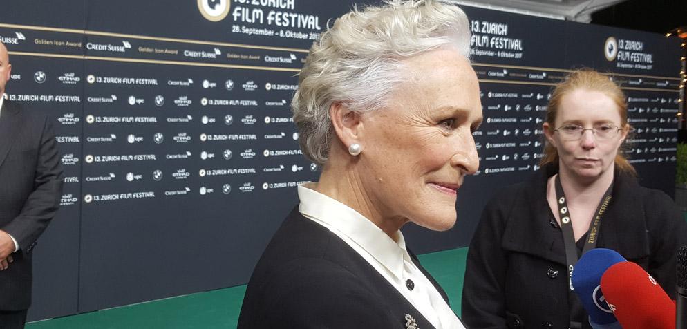 Glenn Close Erhält Golden Icon Award Am Zff Top Online