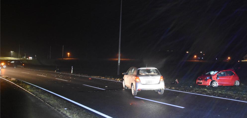 Vier Verletzte Bei Unfall Im Toggenburg Top Online