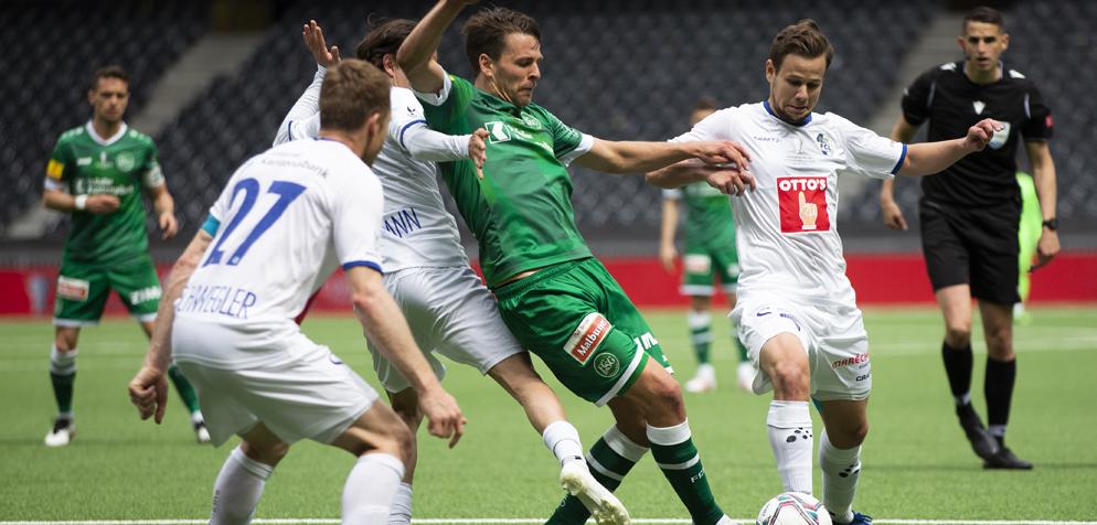 St Gallen Fußball
