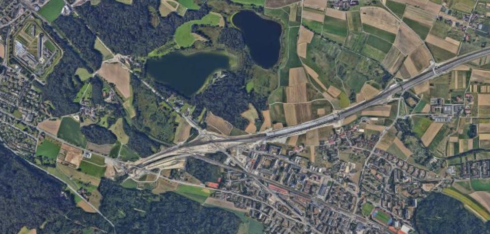 Grosser Stau auf A1 Richtung Bern wegen Auffahrkollision - TOP ONLINE