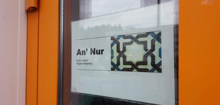 Auch zwei Jahre nach der Schliessung sorgt die An'Nur-Moschee noch für Schlagzeilen. (Bild: RADIO TOP/Fabian Buchschacher)