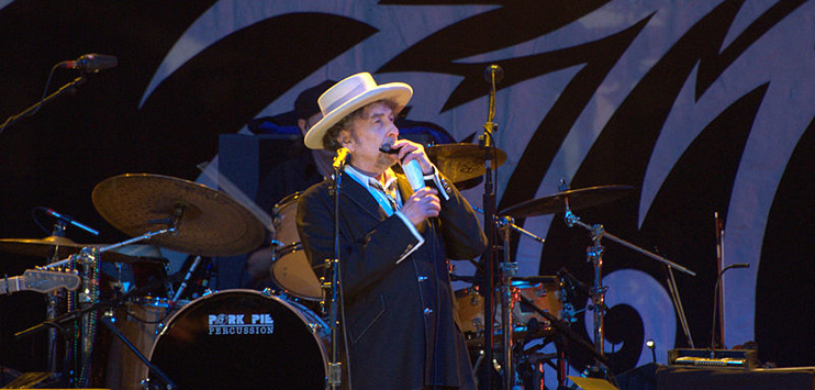 Bob Dylan 2011 in London. (Bild: wikipedia.org unter Creative Commons)