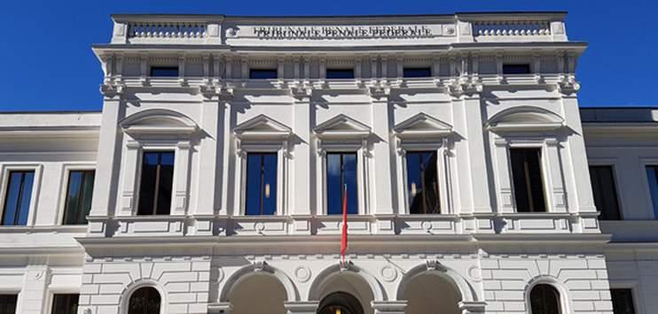 Das Bundesstrafgericht in Bellinzona (Bild: RADIO TOP/Andrea Nötzli)