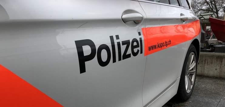 Die alkoholisierte Frau wurde von einer Polizei-Patrouille kontrolliert. (Symbolbild: RADIO TOP/Victoria Sutter)