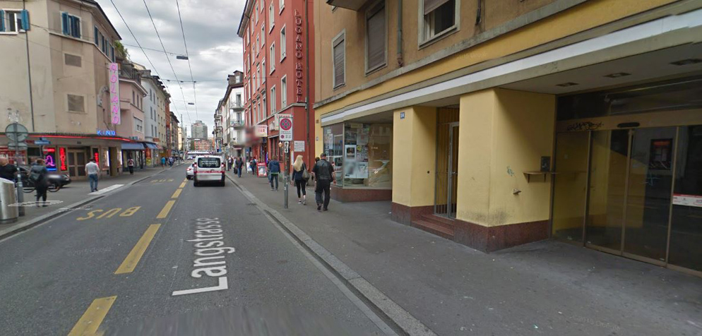 Brief Nach Zürich : Zwei verletzte nach auseinandersetzung in zürich