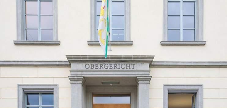 Wegen mangelhafter Prozessführung hob das Bundesgericht, das Urteil des Thurgauer Obergerichts auf. (Bild: www.obergericht.tg.ch)