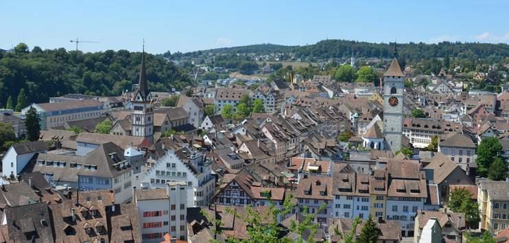 Nach dem Schaffhauser Kantonsrat stimmt nun auch der Schaffhauser Grossstadtrat elektronisch ab. (Bild: RADIO TOP/Marija Lepir)