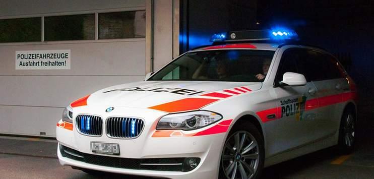 Symbolbild: facebook.com/schaffhauserpolizei