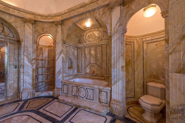Badezimmer Schloss