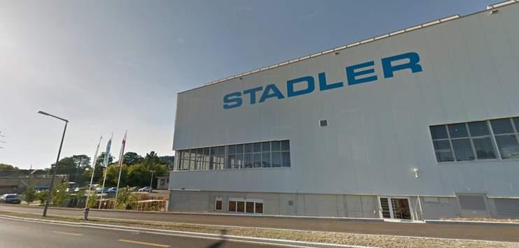 Stadler sichert sich einen Auftrag für Polen. (Screenshot: Google Maps)