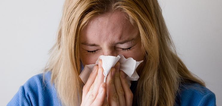 Es gibt weniger Grippefälle als letzte Woche (Symbolbild: pixabay.com)