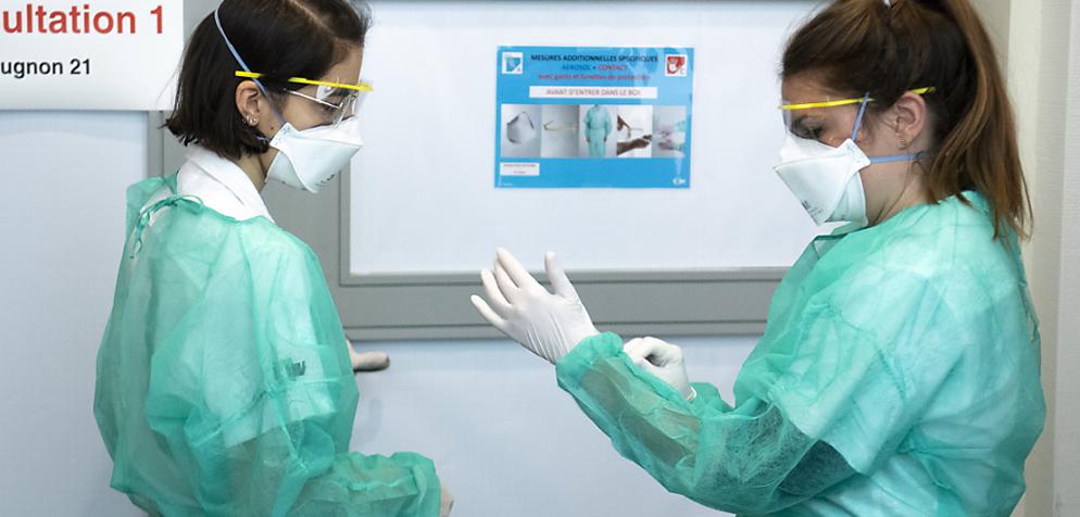 BAG empfiehlt Tests bei allen Erkrankten mit Corona..
