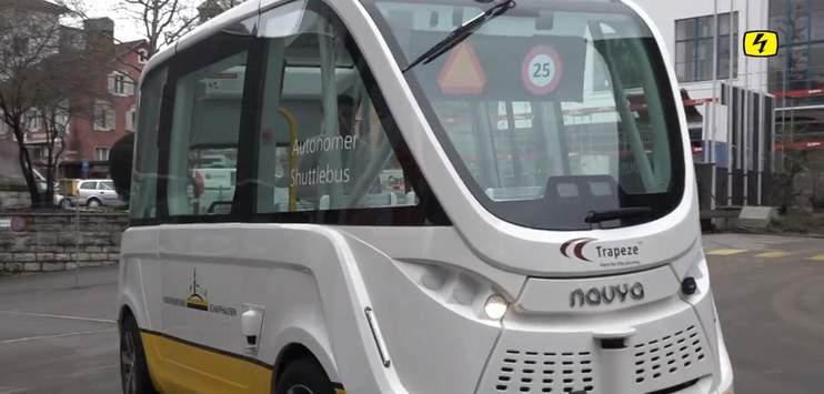 Der Betrieb des Busses sei momentan nicht sicher genug. (Bild: Screenshot/TELE TOP)