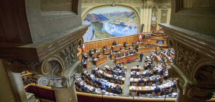84 Frauen und 171 Männer bewerben sich für einen St. Galler Nationalratssitz. (Bild: parlament.ch/Parlamentsdienste 3003 Bern)
