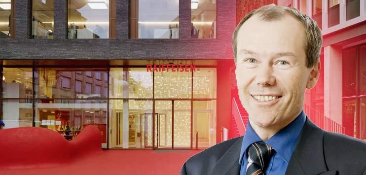 Der Raiffeisen-Präsident Johannes Rüegg-Sturm tritt per sofort zurück. (Bild: raiffeisen.ch/Fotomontage RADIO TOP)
