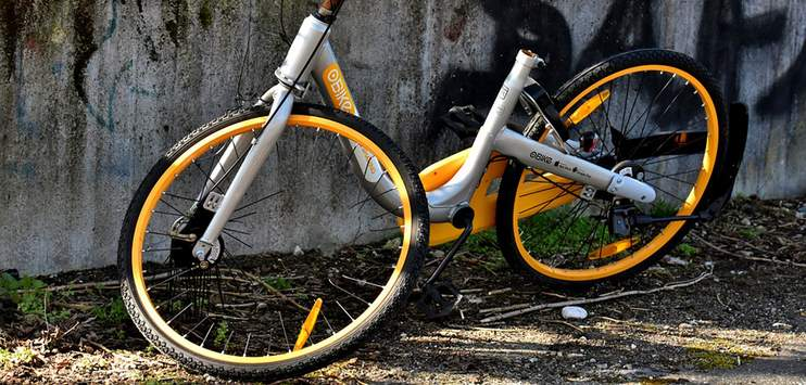 Winterthurer O-Bikes kommen in den Libanon, Irak und Kosovo. (Symbolbild: pixabay.com)