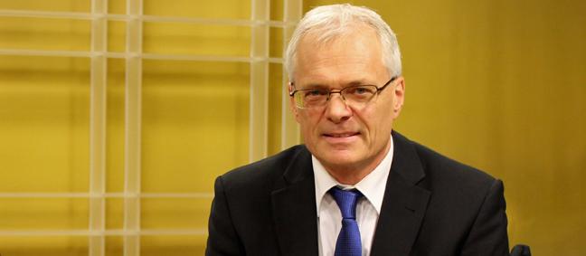 Thomas Minder will erneut in den Ständerat. (Archivbild: TELETOP)
