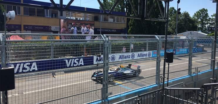 Das Formel-E-Rennen könnte auf dem Hönggerberg stattfinden. (Bild: RADIO TOP/Daniel Schmuki)