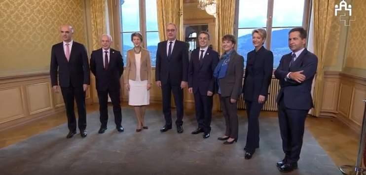 Der Entscheid über die Departementsverteilung soll nächste Woche fallen. (Bild:parlament.ch)