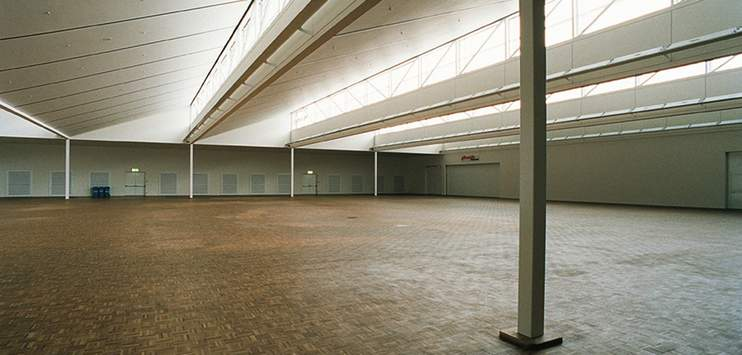 Der Zürcher Kantonsrat tagt nun doch in der Halle 7 der Messe in Oerlikon. (Bild: mch-group.ch)