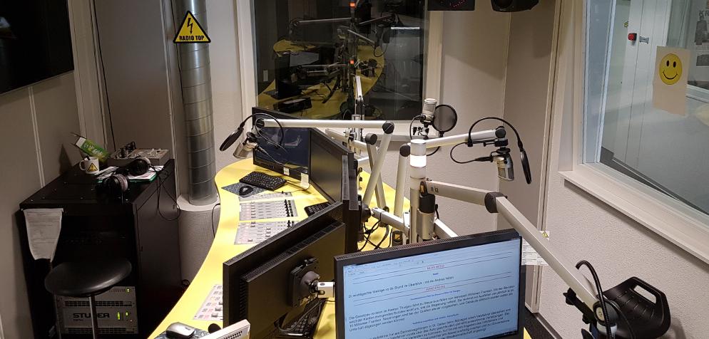 Webcam Radio