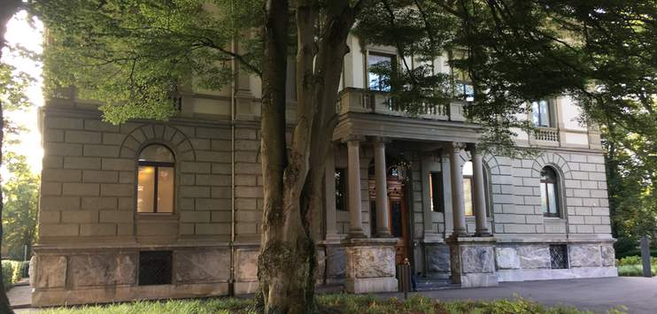 Das Bezirksgericht in Winterthur (Bild: RADIO TOP/Raphael Wallimann)