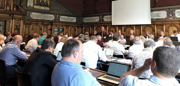 Der Schaffhauser Kantonsrat wird am 27. September neu gewählt. (Bild: RADIO TOP/Ruëtsch Menzi)