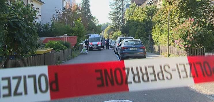 Der Fehlalarm löste ein Grossaufgebot der Stadtpolizei Winterthur und der Kantonspolizei Zürich aus. (Bild: brk-news.ch)
