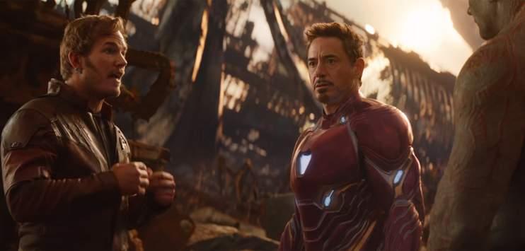 Mit «Avengers: Infinity War» haben die Walt Disney Studios 2018 rund zwei Milliarden Dollar eingenommen. (Screenshot: Youtube)
