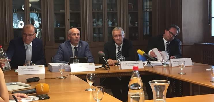 Die Verantwortlichen des EKS haben laut einem Untersuchungsbericht keine Fehler gemacht. (Bild: RADIO TOP/Michel Eggimann)