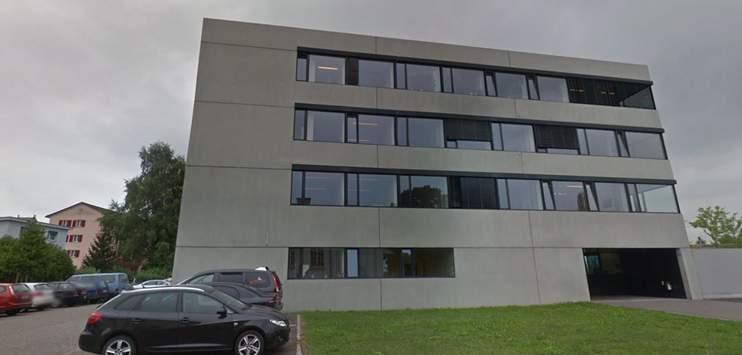 Neue Kritik an Asylzentrum in Kreuzlingen (Screenshot: Google Maps)