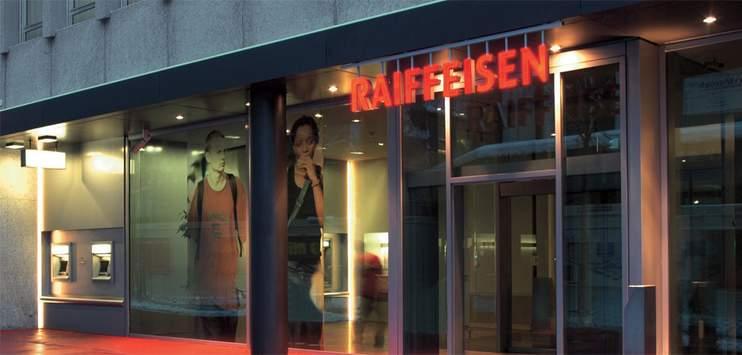 Der Gewinn der Raiffeisen-Gruppe bricht 2018 ein. (Bild: raiffeisen.ch)