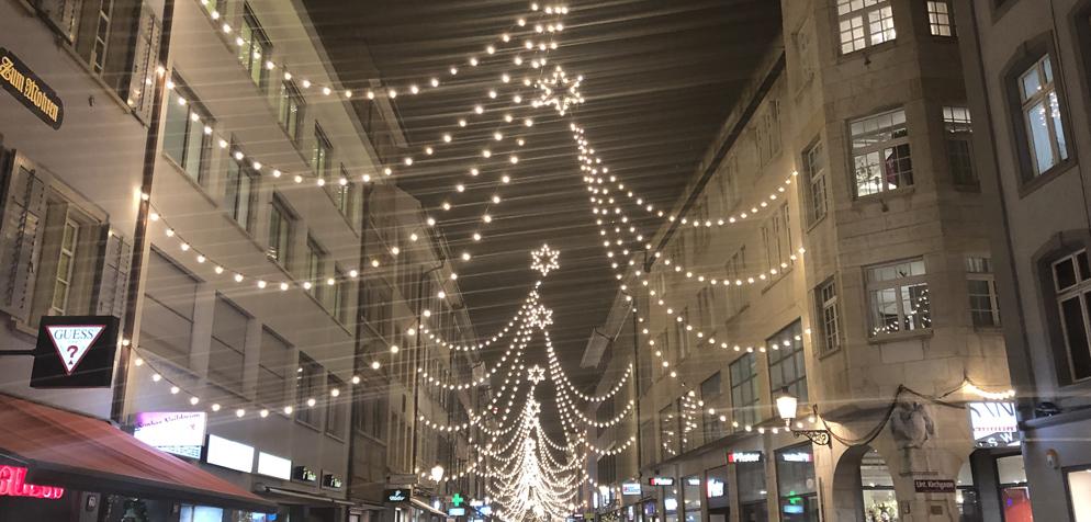 Zürich Weihnachtsbeleuchtung.Die Städte Winterthur Und Zürich Strahlen Wieder Weihnachtlich Top