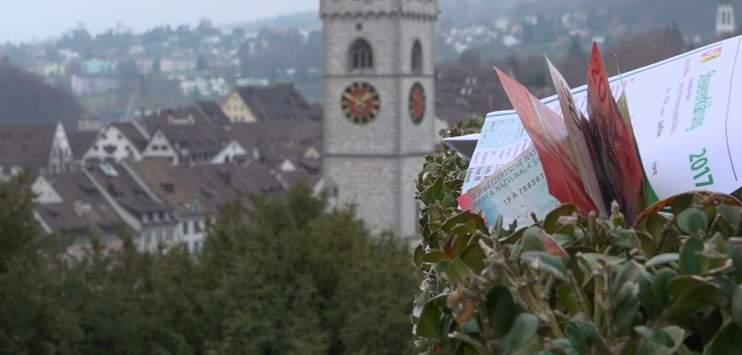 Gegen die geplante Steuererhöhung in der Stadt Schaffhausen ist eine Stimmrechtsbeschwerde eingereicht worden (Screenshot: TELE TOP)