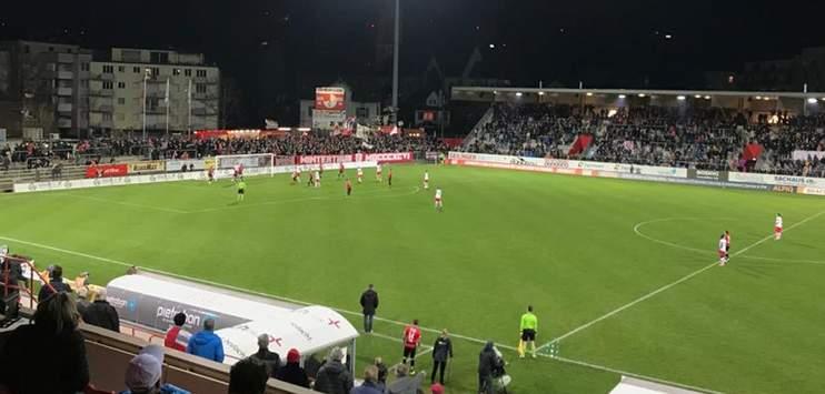 Der FC Winterthur trifft am Donnerstagabend auf Chiasso (Bild: RADIO TOP/Daniel Schmuki)