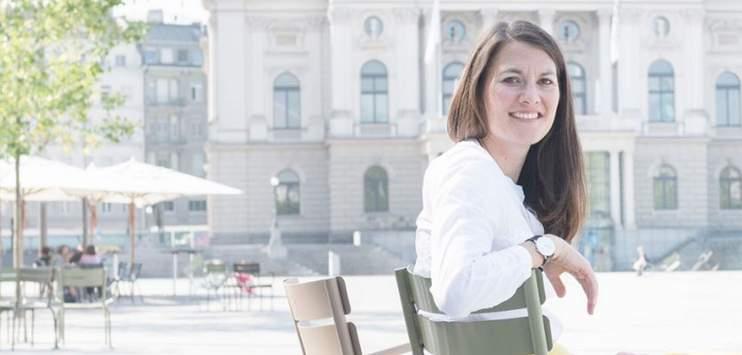 Angelina Tiana Moser wurde von der GLP des Kantons Zürich einstimmig für als Ständerats-Kandidatin nominiert (Bild: tianamoser.ch)