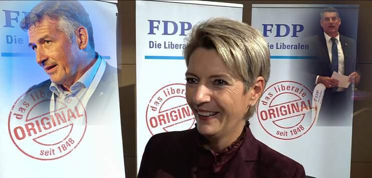 Hans Wicki, Karin Keller-Sutter und Christian Amsler sind nach wie vor im Rennen um einen Bundesratssitz. (Bildmontage: RADIO TOP / Victoria Sutter)