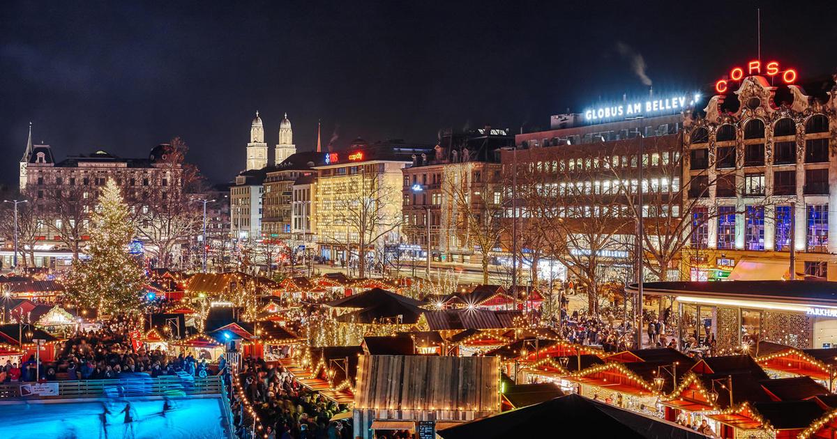 Weihnachtsmarkt Ende.Zürcher Weihnachtsdorf Sucht Neuen Betreiber Top Online